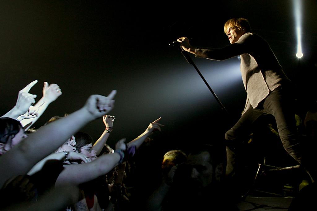 Tote Hosen-Konzert in Bremen