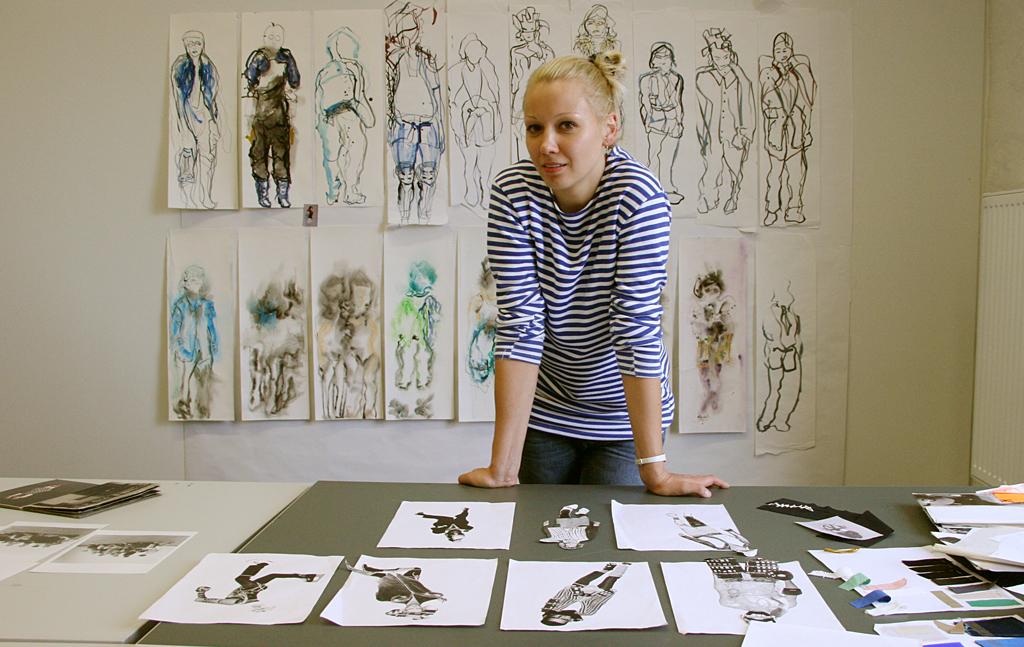Modedesign, Hochschule für Künste Bremen